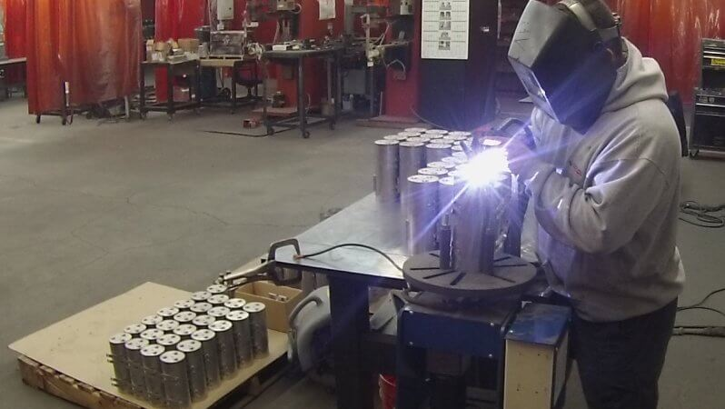 Precision Sheet Metal From Group Manufacturing Services