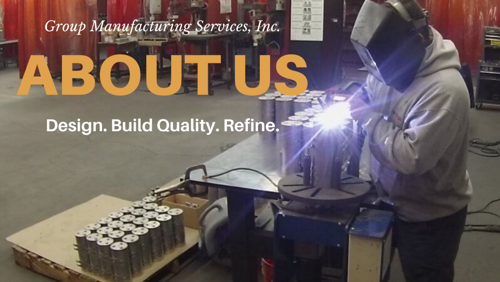 About Group Manufacturing Services Inc